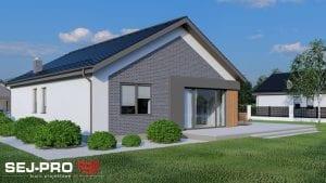 Projekt domu SEJ-PRO 026 ENERGO