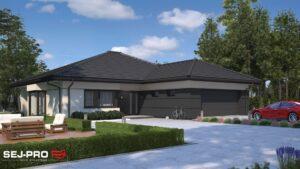 Projekt domu SEJ-PRO 036 ENERGO
