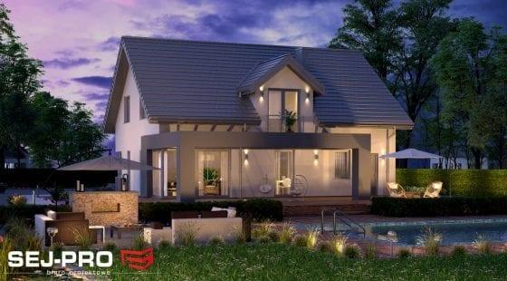 Projekt domu SEJ-PRO 007 ENERGO