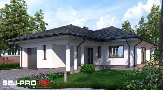 Projekt domu SEJ-PRO 014 ENERGO