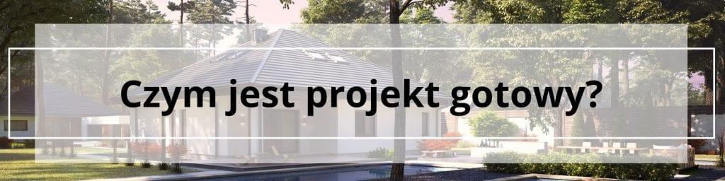 Czym jest projekt gotowy