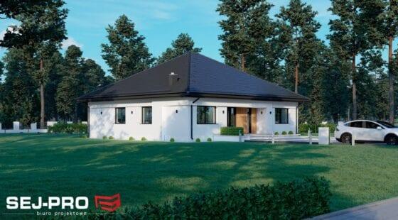 Projekt domu SEJ-PRO 071 ENERGO