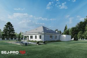Projekt domu SEJ-PRO 064 ENERGO