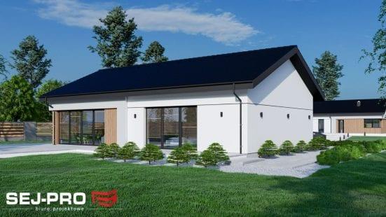 Projekt domu SEJ-PRO 084 ENERGO
