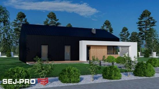 Projekt domu SEJ-PRO 083 ENERGO
