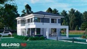Projekt domu SEJ-PRO 011 ENERGO