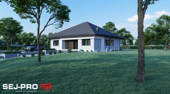 Projekt domu SEJ-PRO 006/2 ENERGO