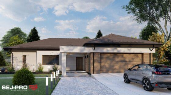Projekt domu SEJ-PRO 022 ENERGO